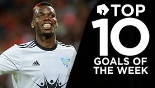 Top 10 Goals of the Week 26-06-2017