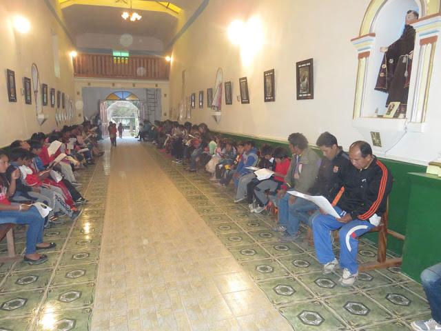 Die Kirche war gut gefüllt beim Weihnachtssingen