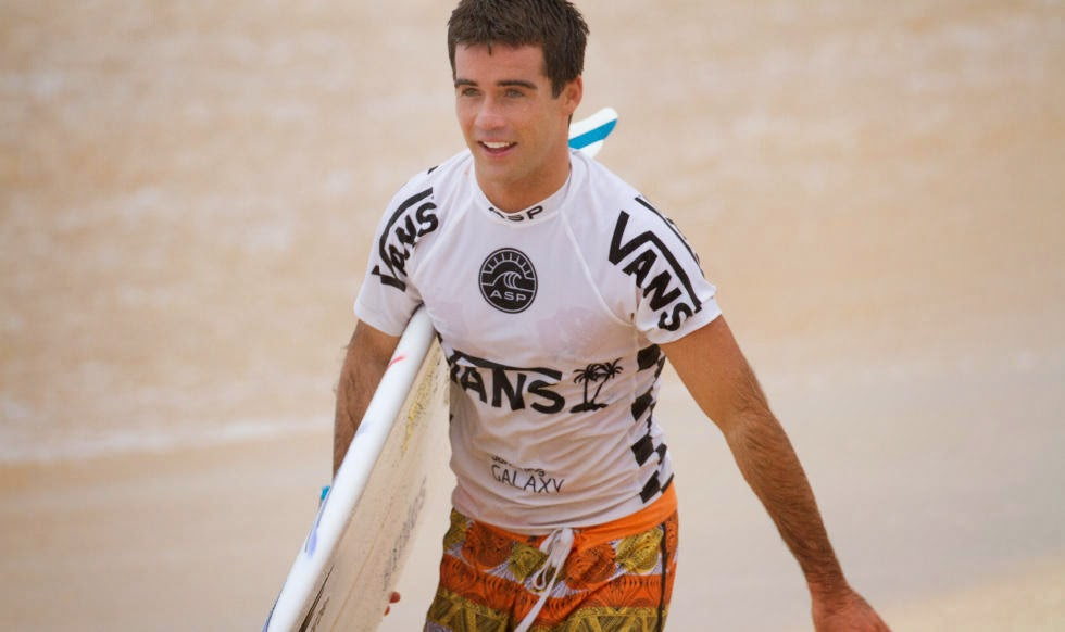 48 Vans World Cup of Sufing 2014 Mason Ho Foto ASP