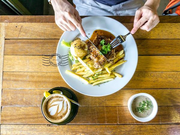 Pallet Cafe @ Sungai Petani, Kedah