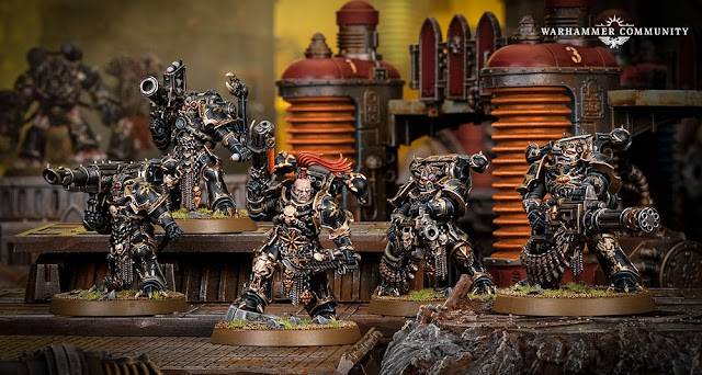 Toughness 5 Havocs rock. Making the Case for Havocs in your army.