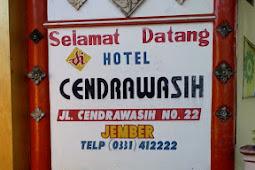 Memori Bulan Madu di Hotel Cendrawasih Jember