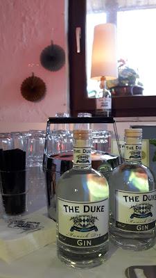 Gin-Büffet mit The Duke Gin