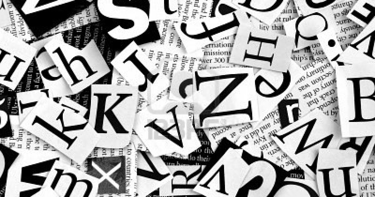 Dedos Con Estilo: Manicura Con Periódico / Newspaper