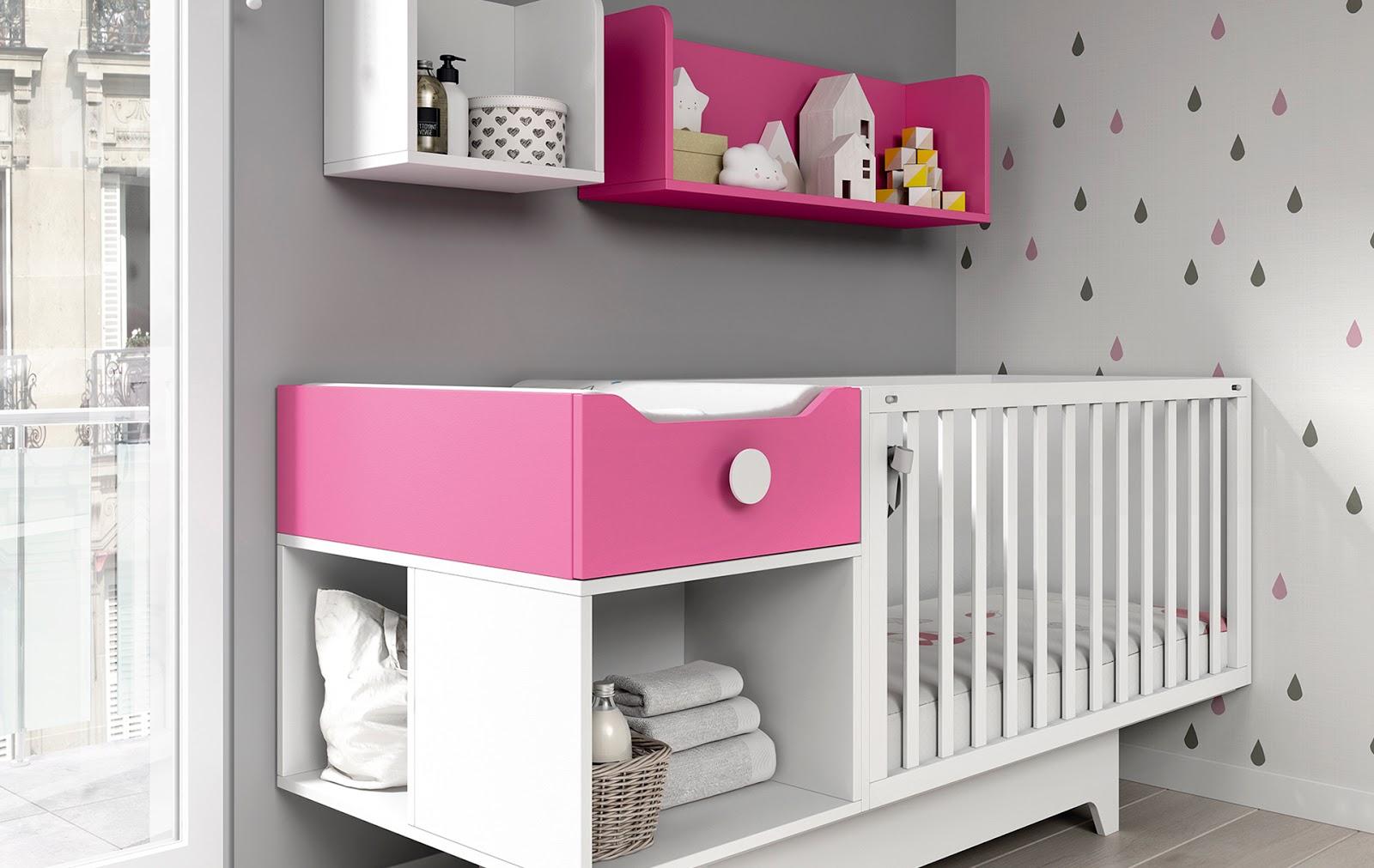 Cunas para bebes ros cunas convertibles de ros en xikara for Donde comprar muebles en madrid