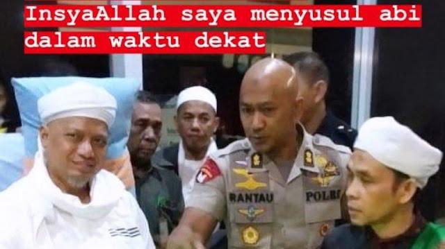 4 Fakta Kondisi Terkini Ustaz Arifin Ilham di Penang Malaysia Diungkap Sang Anak