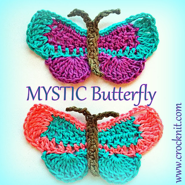 free crochet patterns, how to crochet, butterfly, butterflies, bugs,