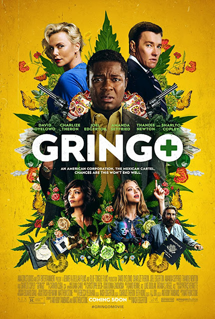 'Gringo': Charlize Theron and David Oyelowo talk starring in new Action-Comedy