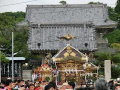五所神社例大祭