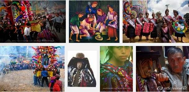 El festival de Maximón en Guatemala