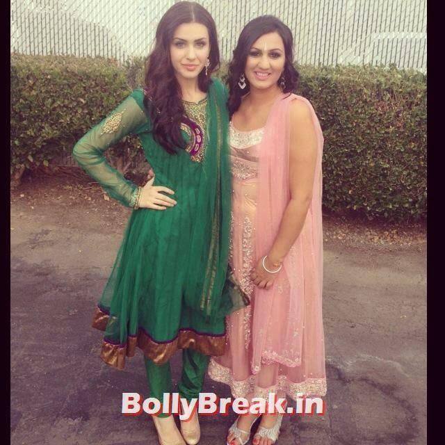 Punjabi Jatti Girl Pics In Punjabi Suit - 17 Pics-4848