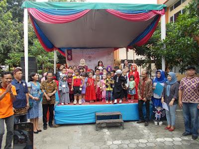 IKA FISIP Unila Adakan Lomba Fashion Show Anak dan Lomba Mewarnai