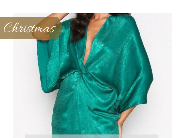 Personal Style: Green for Christmas