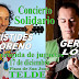 Concierto de Germán López y Arístides Moreno en Telde (recogida de juguetes).