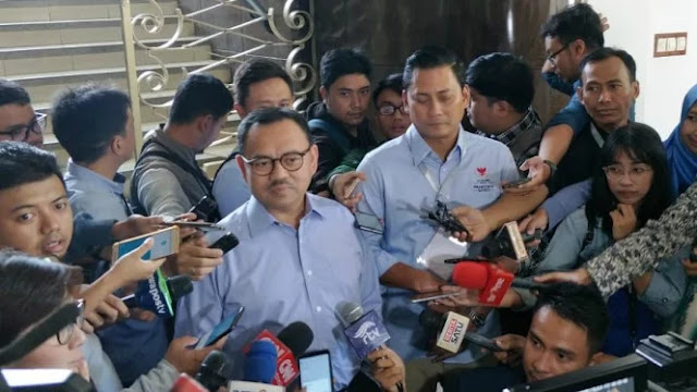 Sudirman Klaim Tak Pernah Sebut Ada Pertemuan Rahasia Jokowi-Freeport
