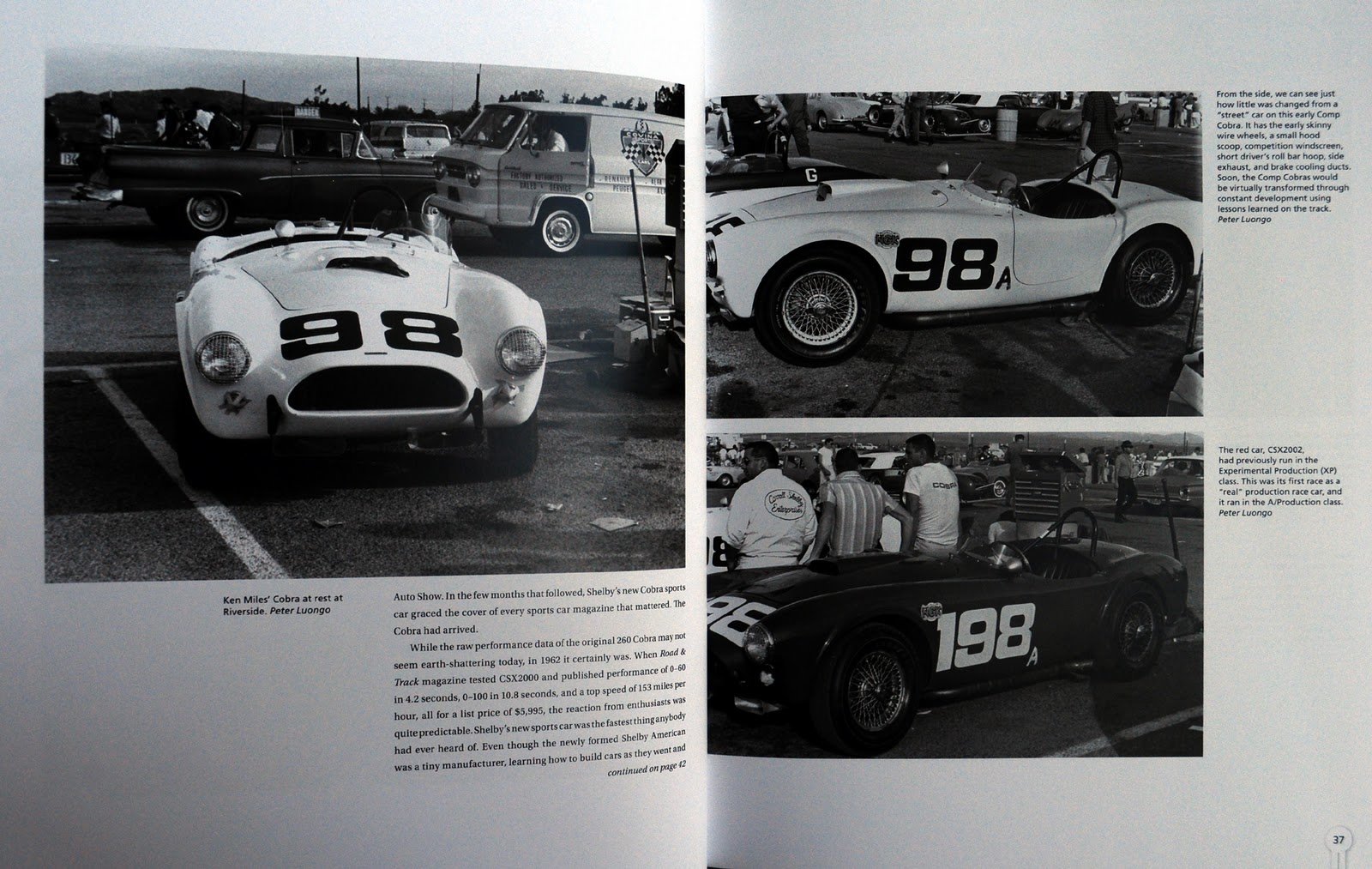 Just A Car Guy Book Review Shelby Cobra Fifty Years Incredibly Quot Mighty Cord Rv Wiring Likewise 2014 Lexus Factory Diagram Chapter 2 Gets Thoroughly Into The Early Racing Drivers And Events
