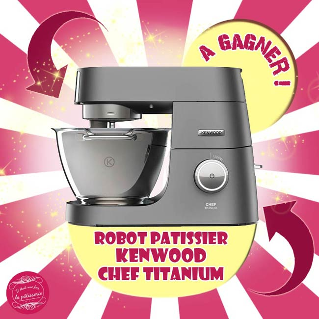 concours robot patissier