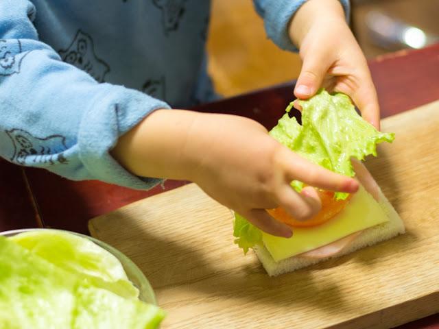 các món từ sandwich