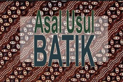 Sejarah Singkat Batik Indonesia