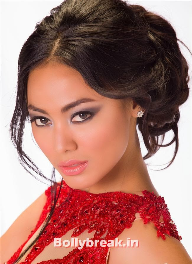 Miss Indonesia, Miss Universe 2013 Contestant Pics