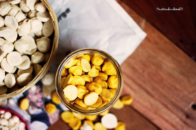how to make bori -bengali sundried dumplings recipe and preparation with step by step pictures