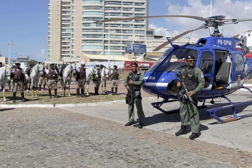 Operação Verão terá 22 mil policiais no patrulhamento de áreas turísticas na Bahia
