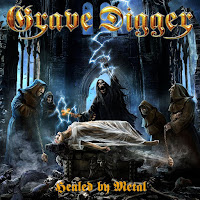 "Grave Digger - ""Healed by Metal"""