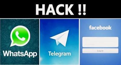 طريقة اختراق التليجرام 2018 hacKer Telegram رابط تهكير تلكرام