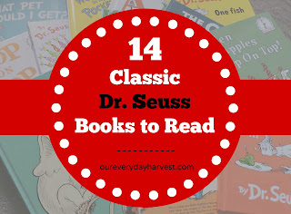 14 Classic Dr. Seuss Books to Read