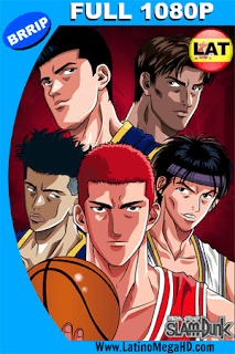 Slam Dunk Parte 2 de 3 (1993) Latino Full HD 1080P - 1993–1996