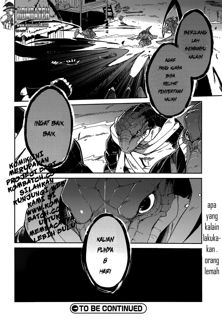 Baca Manga Overlord chapter 15 Bahasa Indonesia
