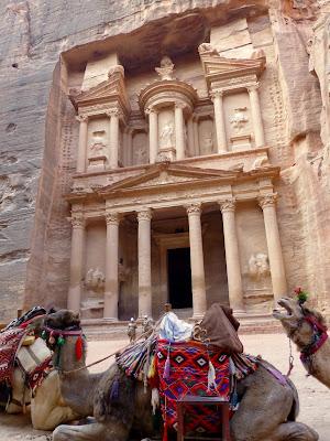 Visitar Petra desde Israel