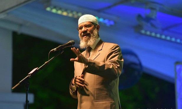 Dr Zakir Naik Cabar Pengkritik Saman Al Quran Di Mahkamah