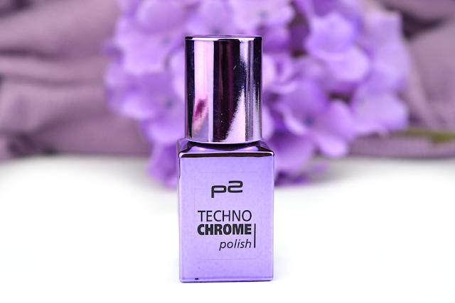 p2 Techno Chrome Nagellack Nuance 060 Bright Image | komplett