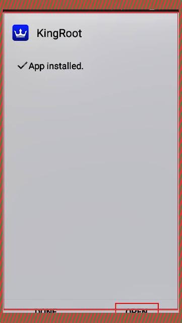تحميل kingroot  عمل روت لكل الهواتف بطريقة سهلة