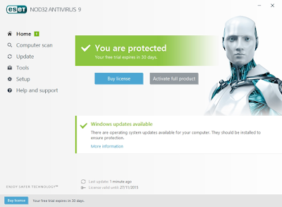Eset Nod32 Antivirus v11.0.159.5 Final Full Hack Version Serial Number Gratis