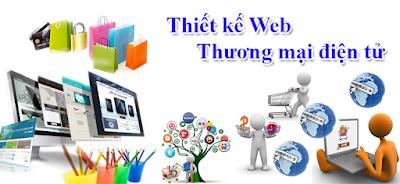 Thiết kế website thương mại điện tử trọn gói từ A - Z