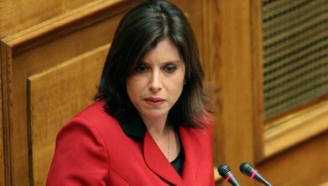 Η υποψήφια Ευρωβουλευτής Άννα Μισέλ Ασημακοπούλου επισκεπτεται το Τολό