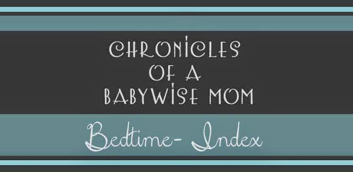 Index: Bedtime