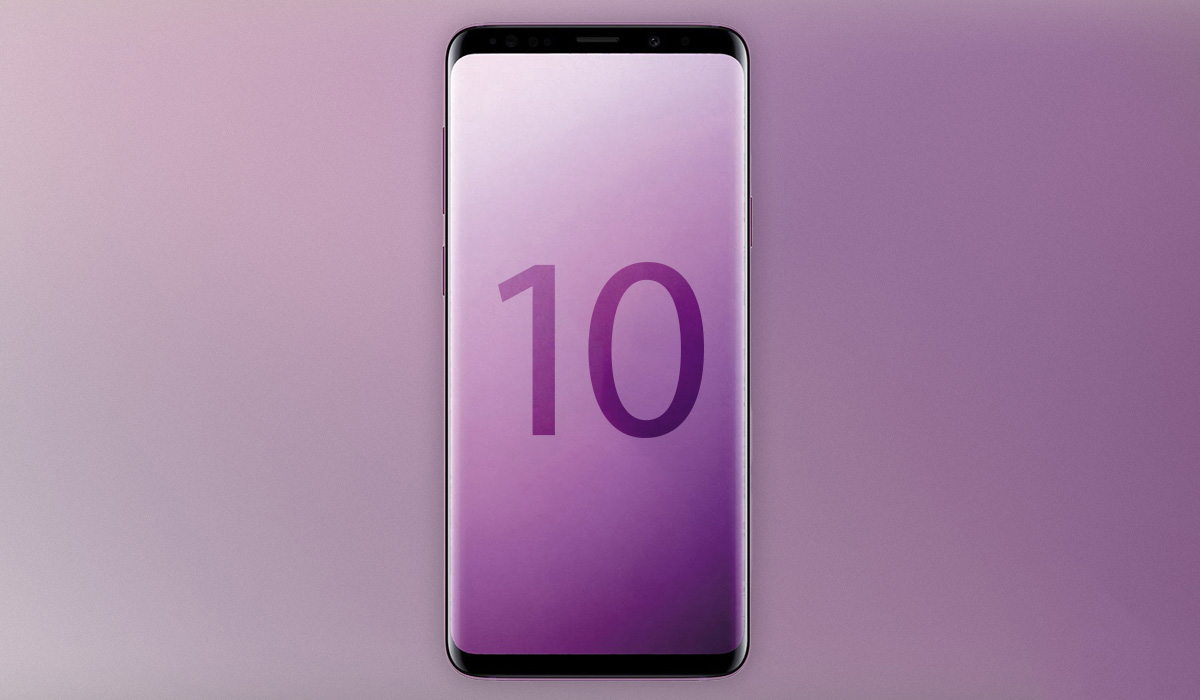 Samsung Galaxy S10 rumoured to be coming late this year