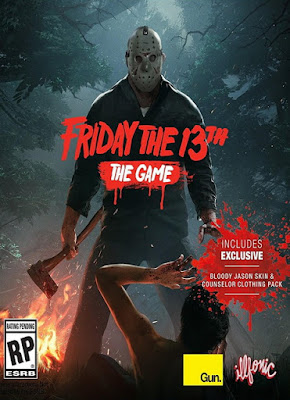 Friday the 13th The Game Challenges crack, Friday the 13th The Game Challenges dowload, tải game thứ 6 ngày 13 máy tính pc