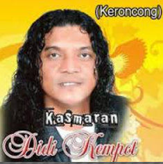 Lagu Didi Kempot Album Kasmaran