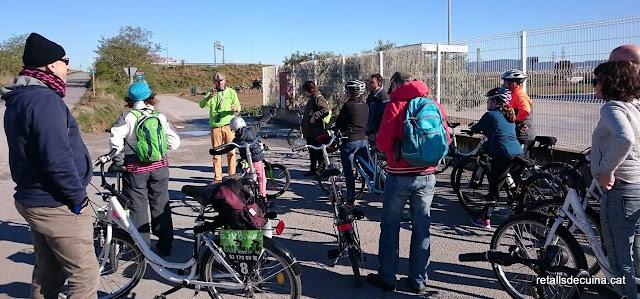Passejada pel Parc Agrari del Baix Llobregat amb SomBici