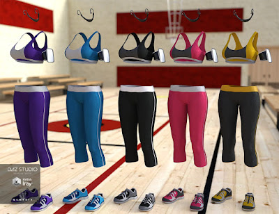 Cardio Gear for Genesis 3 Female