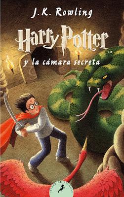 Reseña: Harry Potter y la Cámara Secreta (HP#2) de J. K. Rowling