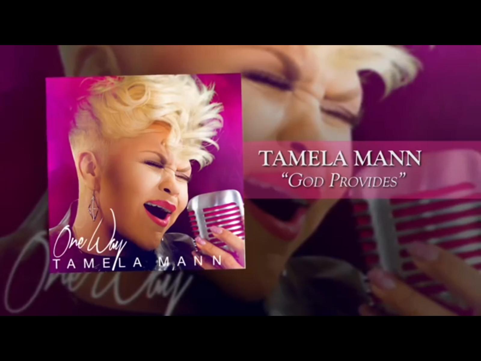 Remarkable Lyrics Video Tamela Mann God Provides Gospel Redefined Hairstyle Inspiration Daily Dogsangcom
