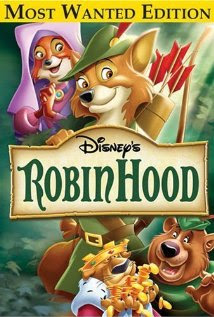 DVD Cover Robin Hood 1973 animatedfilmreviews.filminspector.com