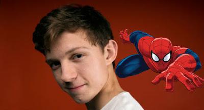 Wajah Baru Peter Parker dalam Serial Terbaru Film Spiderman
