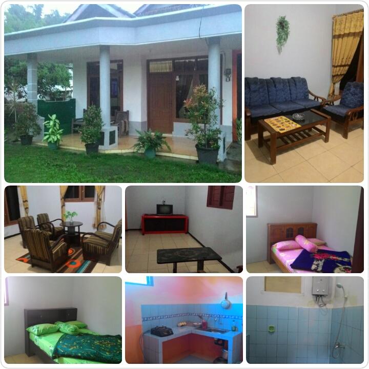 Homestay Kota Batu Malang 2 Kamar Tidur - Villa Kota Batu ...