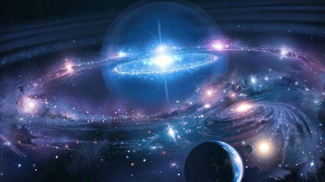Mueve al universo entero